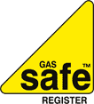 gas safe logo ksb bathrooms edinburgh