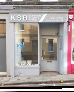 KSB Bathrooms - Edingburgh